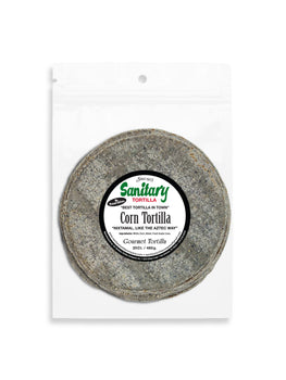 Blue Corn Tortillas - 6 Packages