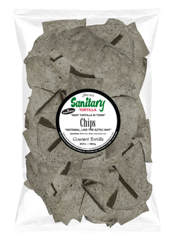 Blue Corn Chips - 1 lb