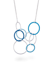 Load image into Gallery viewer, Circles necklace