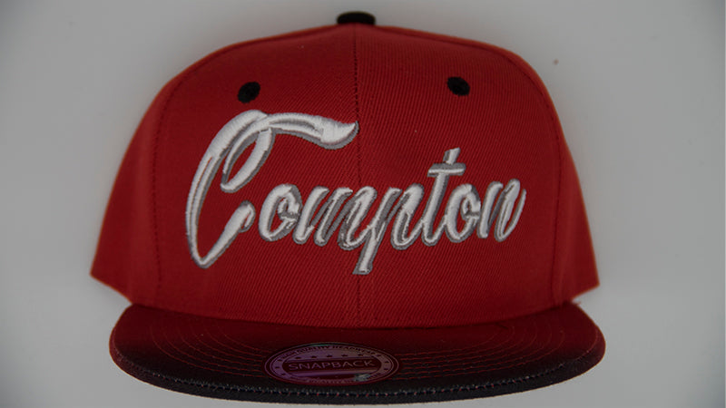 Number 5 Compton Snapback