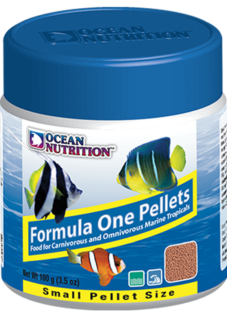 Ocean Nutrition Formula One Small Pellets 100g
