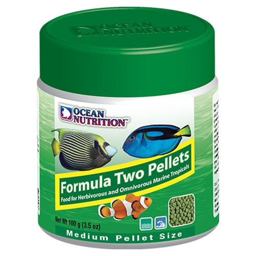 Ocean Nutrition Formula Two Medium Pellets 100g