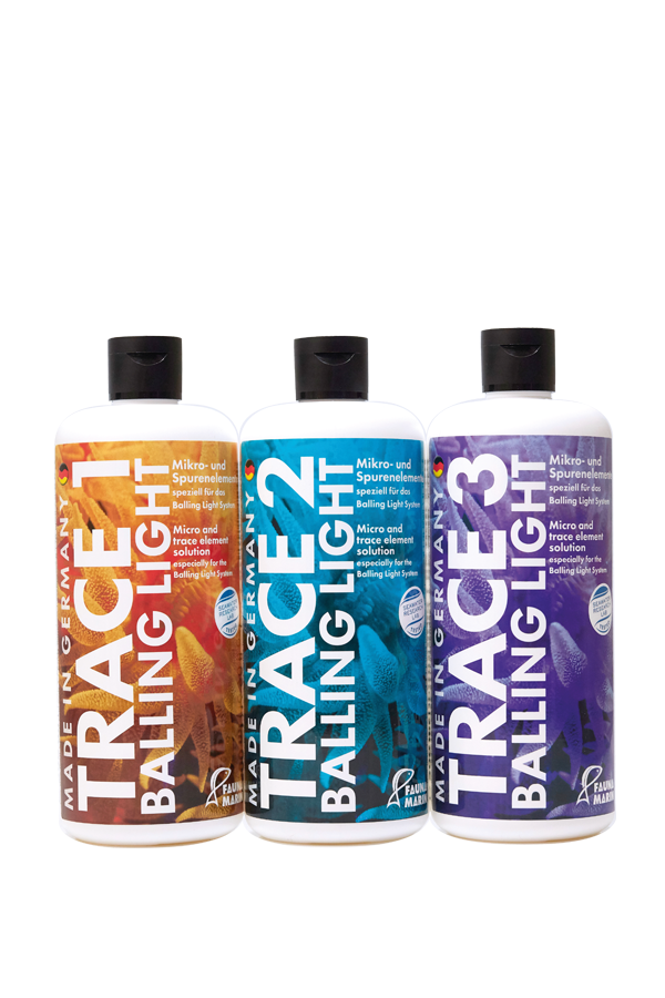 Balling Trace 1 Metallic Color & Grow Effect