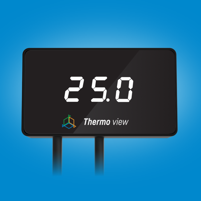 Reef Factory Thermo View Thermometer
