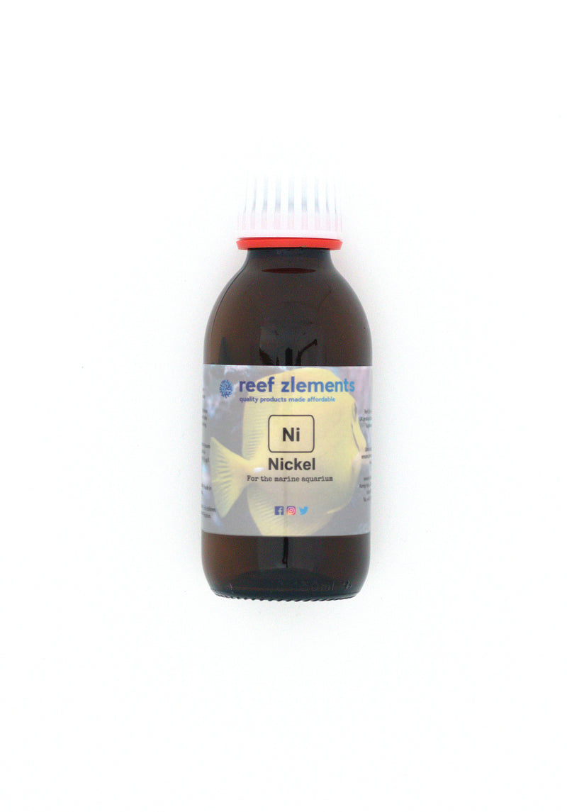 Reef Zlements Trace Elements -  Nickel 150ml