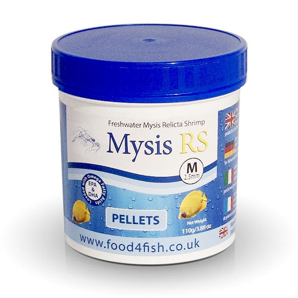 Mysis RS Pellets Small 1mm