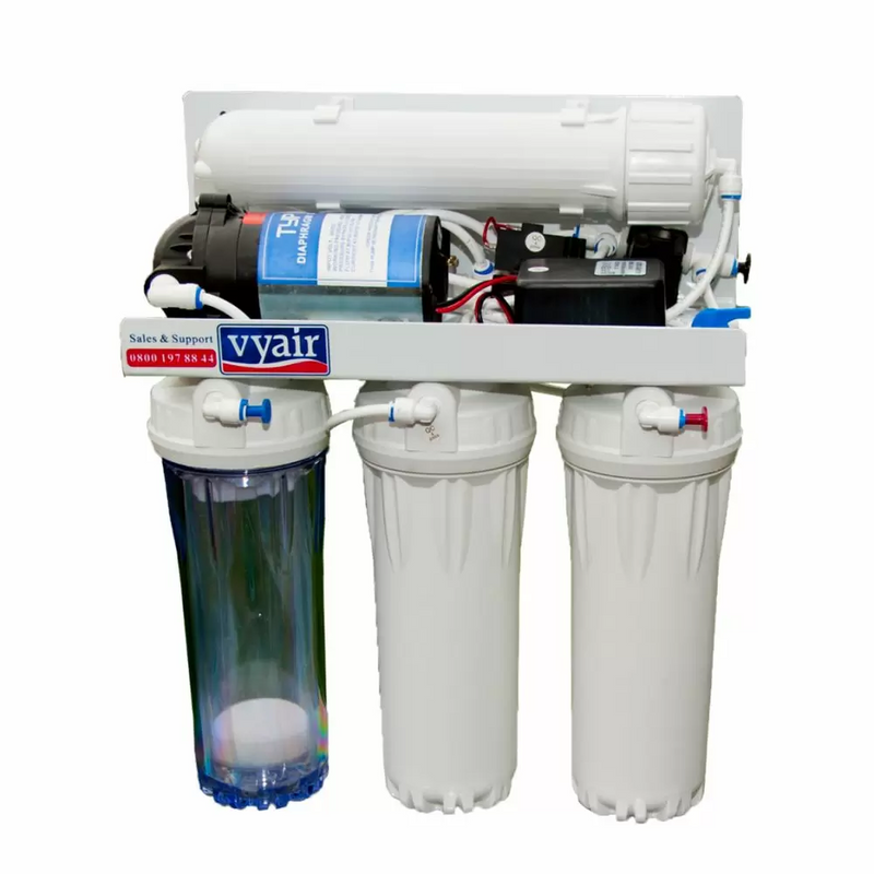 RO-50MP Pumped 4 Stage Reverse Osmosis