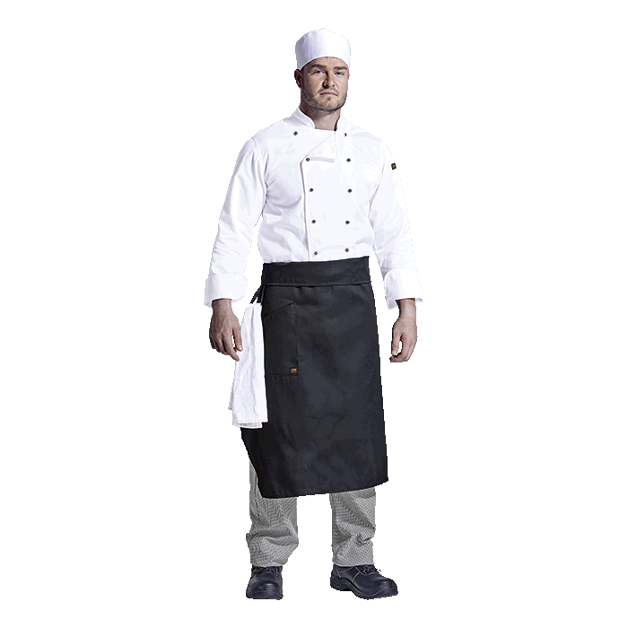 Tapered Aprons