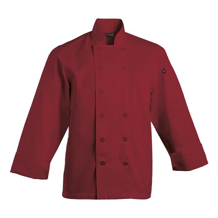 Mens Savona Long Sleeve Chef Jackets