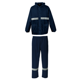 Contract Reflective Rain Suit