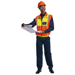 Contract Sleeveless Reflective Vest