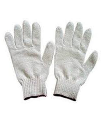 Cotton Crochet Gloves