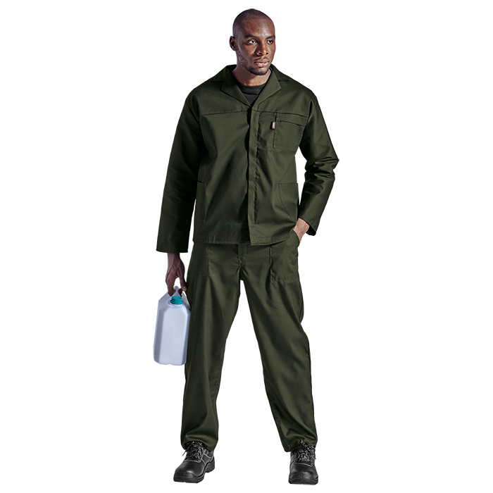 Acid Resistant Poly Cotton Conti Suit