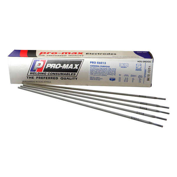PRO E6013 General Purpose Mild Steel Rods