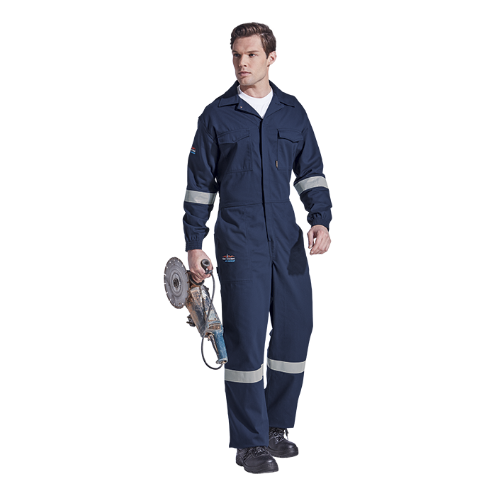 SABS Flame/Acid Retardant Boiler Suit