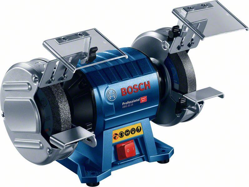 GBG 35-15 PROFESSIONAL DOUBLE-WHEELED GRINDER