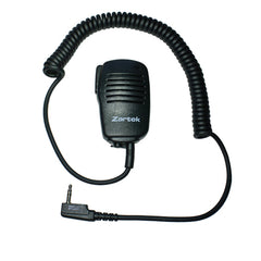 Zartek ZA-748 Single Pin Lapel Speaker Microphone