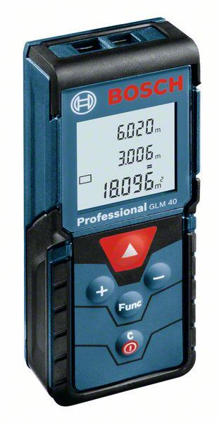 GLM 40 PROFESSIONAL LASER MEASURE