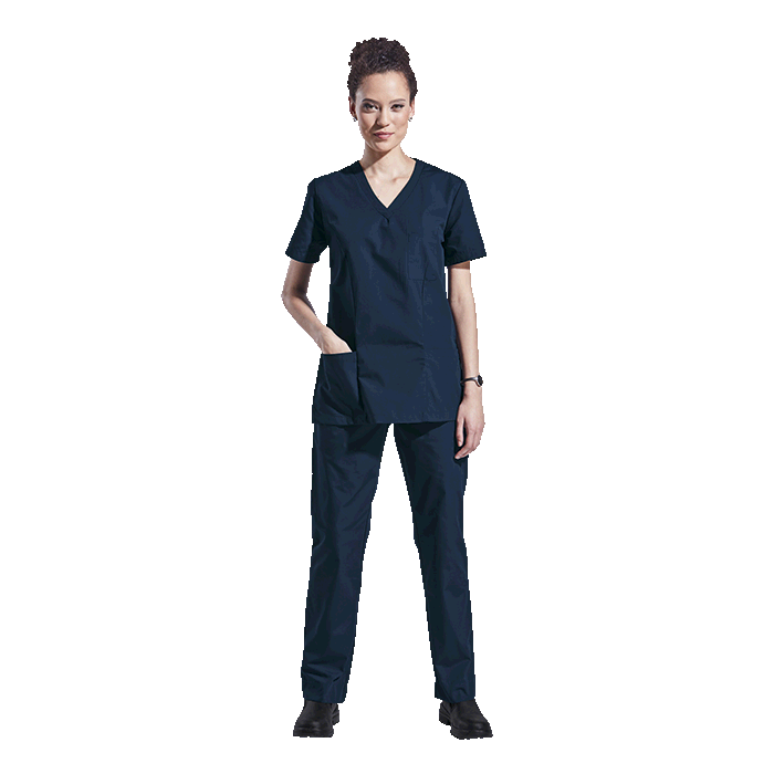 Ladies Core Scrubs Tops