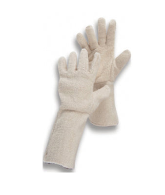 Seamless Terry Towelling Gloves