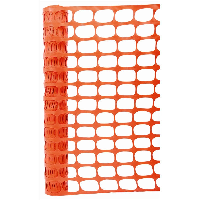 Orange Barrier Netting