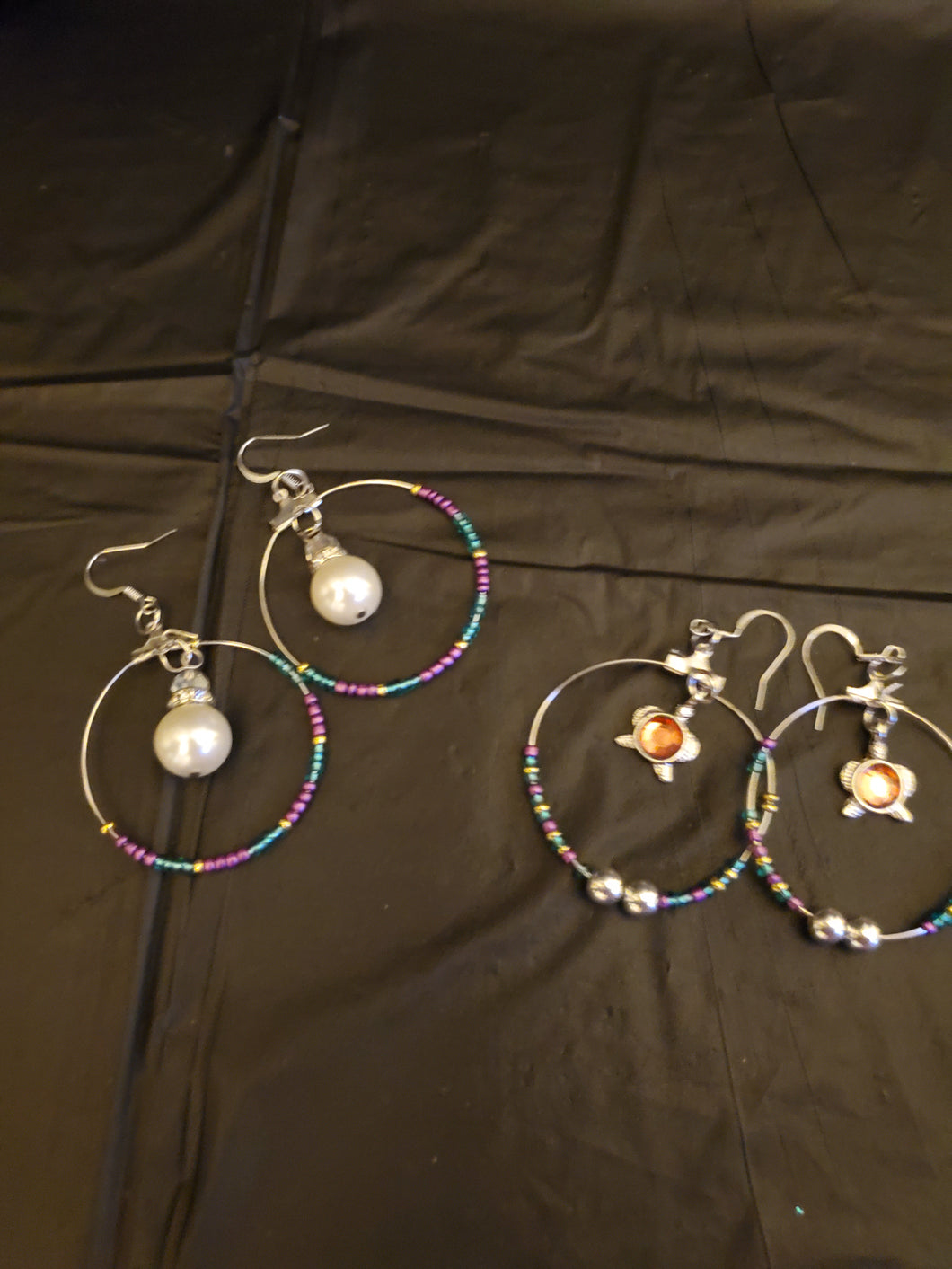 Seed Bead errings