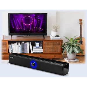 Adesso Speaker Xtream S6 Bluetooth/Wired Sound Bar Speaker