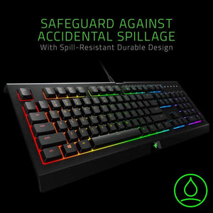 Razer Cynosa Chroma Keyboard (Part of Essential Gaming Bundle)
