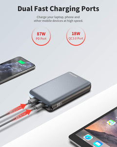 105W Power Bank Ultimate Fast Charging for Laptops and Devices