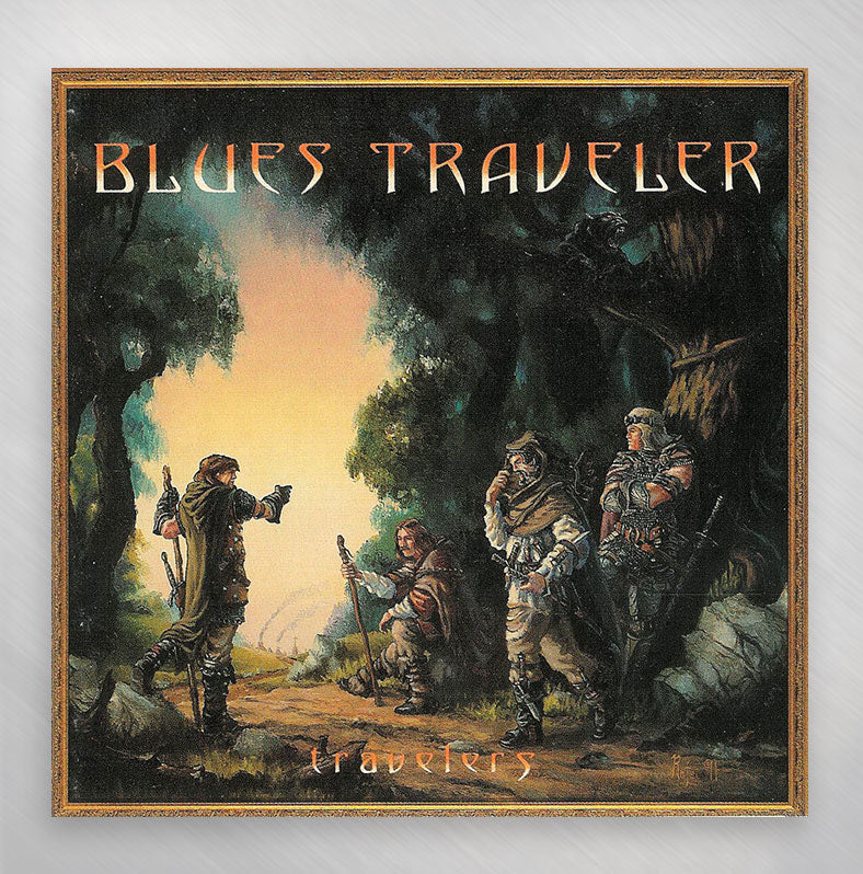 Travelers And Thieves Double LP