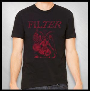 FILTER - MEN'S LIMITED EDITION RED GOATMAN TEE