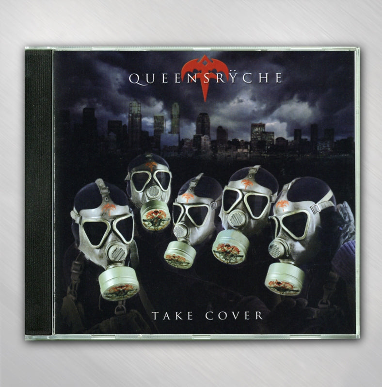 Take Cover CD