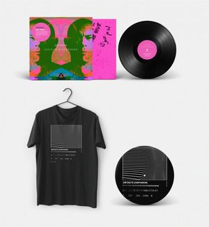 ERIC HILTON  -INFINITE EVERYWHERE LP + SLIPMAT + SHIRT