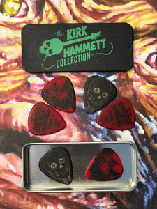 KH Collection Special Columbia Museum of Art Guitar Pick Tin