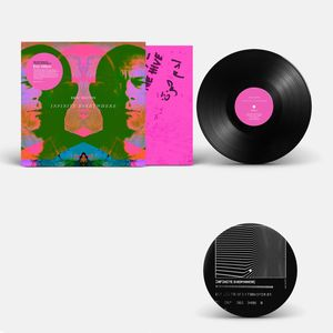ERIC HILTON - INFINITE EVERYWHERE LP + SLIPMAT BUNDLE