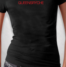 Load image into Gallery viewer, Women's Triryche Skull Logo Tee