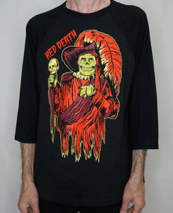 Red Death Shirt- Unisex