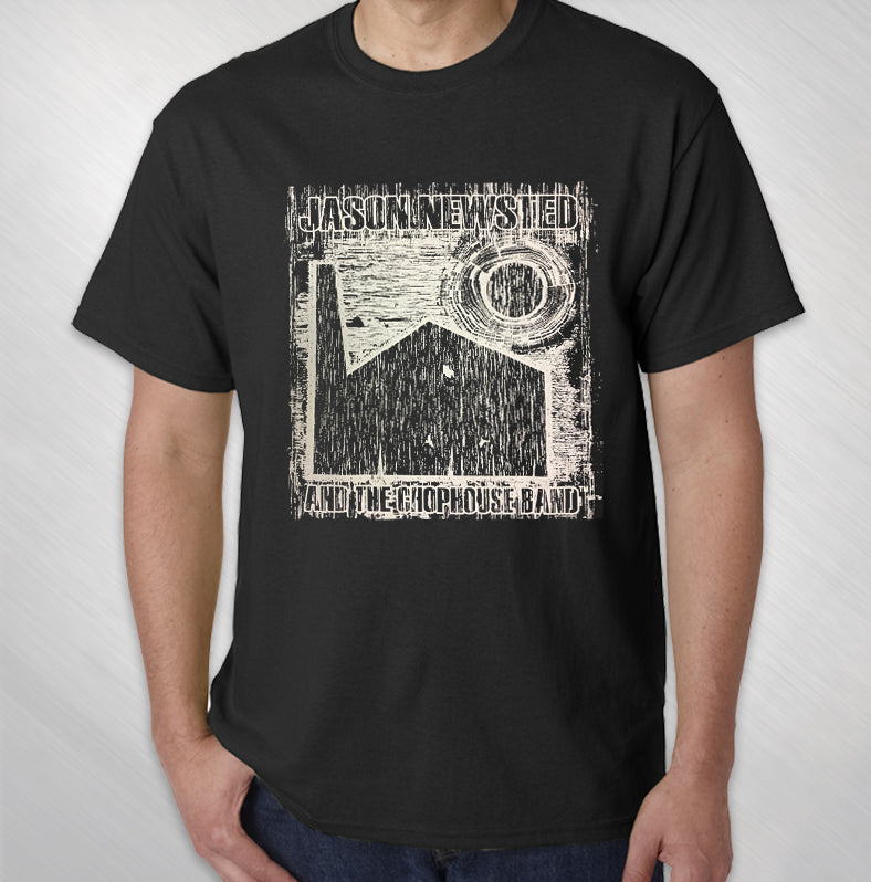 JASON NEWSTED AND THE CHOPHOUSE BAND - MEN'S CHOPHOUSE TEE