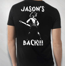 Load image into Gallery viewer, JASON NEWSTED - MEN'S JASON'S BACK TEE