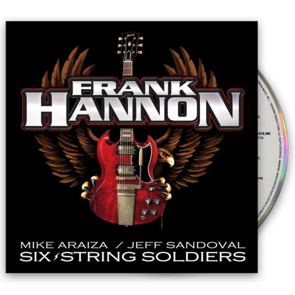 Six String Soldiers (CD)