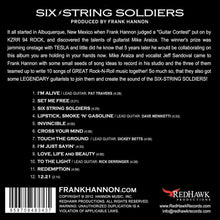 Load image into Gallery viewer, Six String Soldiers (CD)