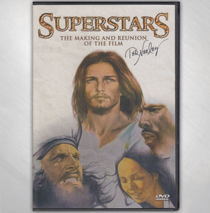 Superstars DVD- SIGNED!