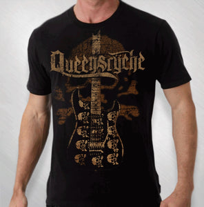 2011 Men's Whip Guitar Tour Tee