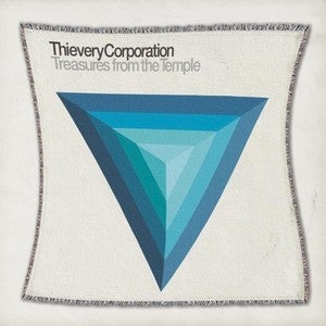 THIEVERY CORPORATION - TREASURES THROW BLANKET