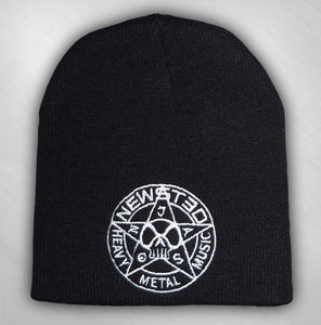JASON NEWSTED - STAR LOGO BEANIE