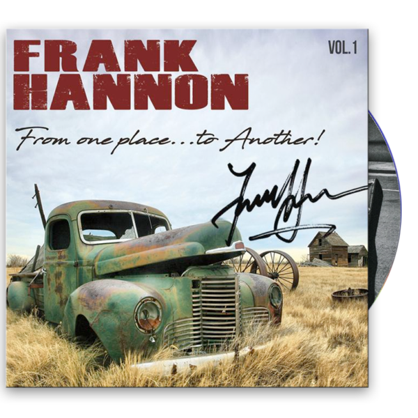 Vol. 1, From one place…to Another! (Autographed CD)