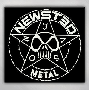 JASON NEWSTED -- NEWSTED - METAL - NEW CD