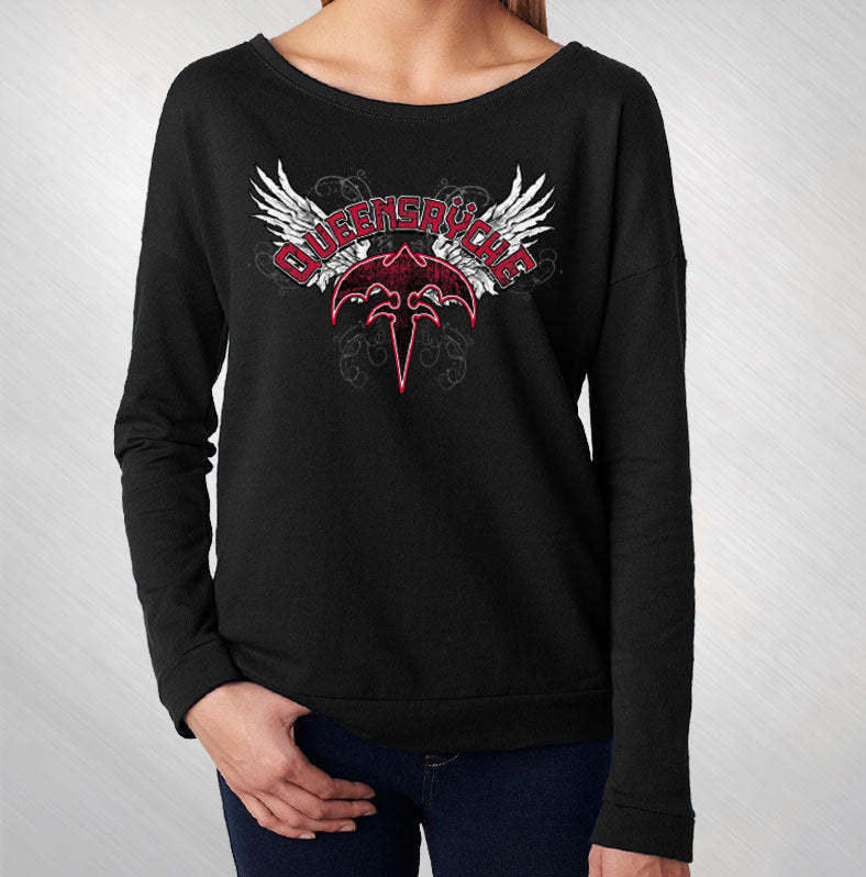 Women's Wings Scoop Longe Sleeve