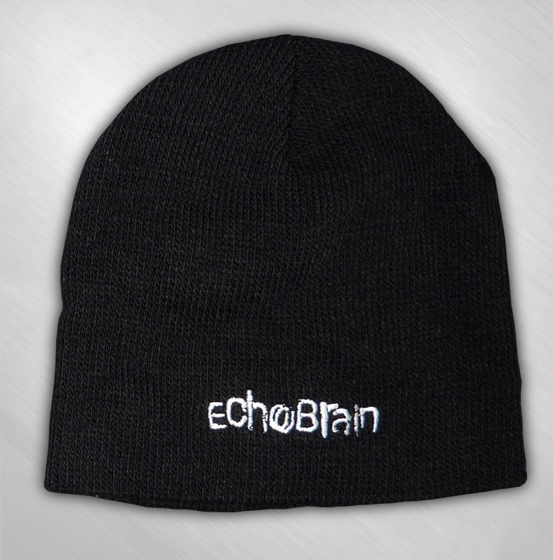 ECHOBRAIN - EMBROIDERED BEANIE