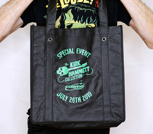 Kirk Hammett Collection Cosmo Music Tote Bag